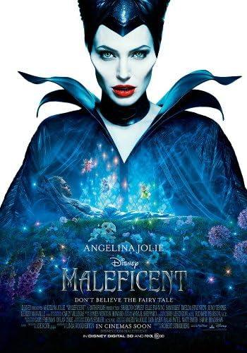 MALEFICENT MOVIE POSTER 2 Sided ORIGINAL INTL 27x40 ANGELINA JOLIE :  Amazon.co.uk