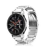 FINTIE Bracelet Compatible avec Galaxy Watch 3 45mm, Samsung Galaxy Watch 46mm, Gear S3 Frontier, Huawei Watch 2 Classic -...