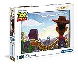 Clementoni 39491 – Toy Story – 1000 Piezas – The Art of Disney Puzzle