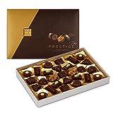Frey Pralinés Prestige Noir 250g - Assortierte Pralinen - Schweizer Premium Schokolade - UTZ zertifiziert - in eleganter Geschenk Box zu Weihnachten Geburtstag Dankeschön
