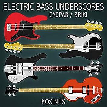 Electric Bass Underscores