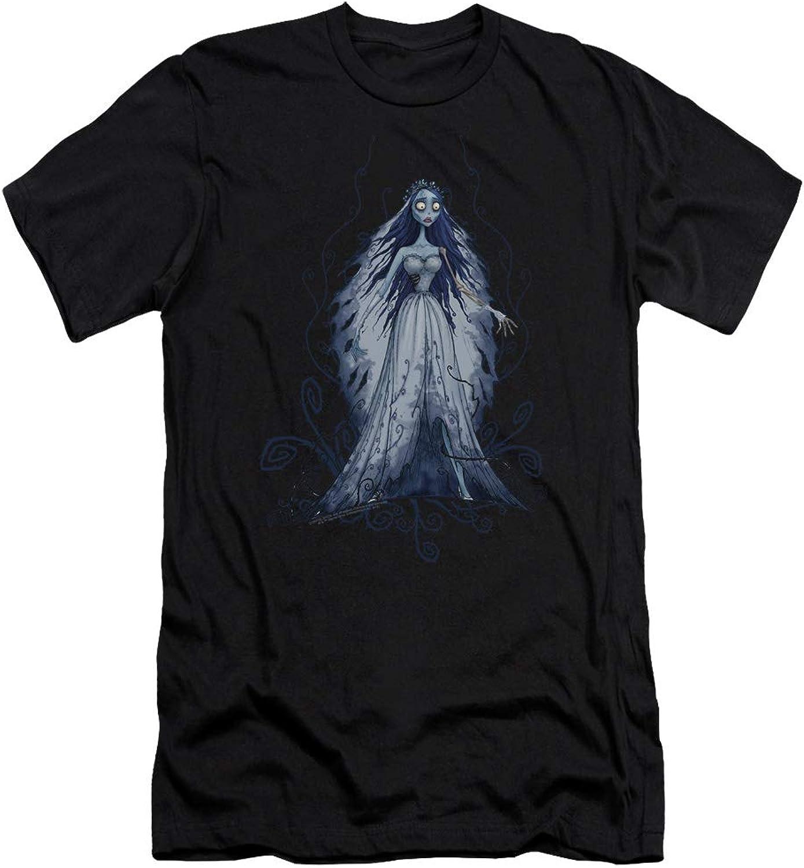 Corpse Bride  Mens Vines Premium Slim Fit TShirt