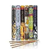 Best Incense Sticks - HEM assorted incense sticks pack of 6, 20 Review