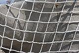 Filet de protection universel Kingt Filet de sécurité en nylon pour balcons,...