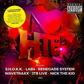 HTE Hard Trance Europe Volume 3 (DJ Mix)