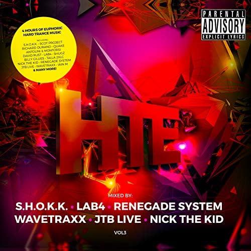 Wavetraxx, JTB Live, Nick The Kid, S.H.O.K.K., Renegade System & Lab4