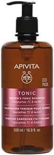 Apivita Women Tonic - Champú Tonificante para Mujeres para la Caída del Cabello Ecopack 500ml