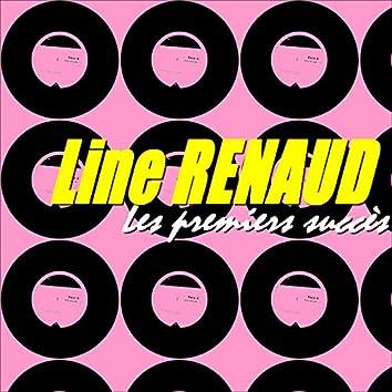 Line Renaud (Les premiers succès)