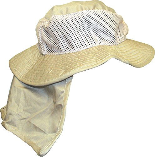 BCB Hot Weather - Sombrero para Hombre, Color Arena, Talla