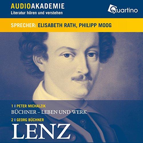 Lenz (Literatur hören und verstehen) Titelbild