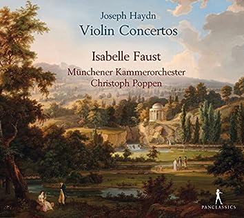 Haydn: Violin Concerto Nos. 1, 3 & 4