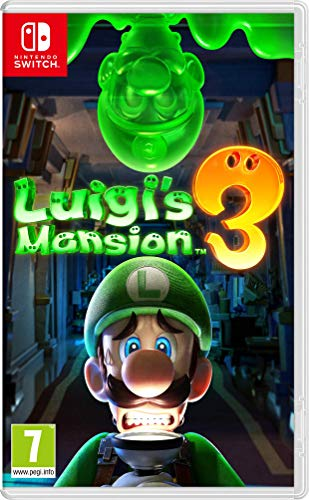 Luigi's Mansion 3, Edición: Estándar – Nintendo Switch