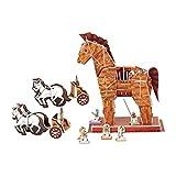 Legler 9041 - 3D Puzzle - Trojanisches Pferd
