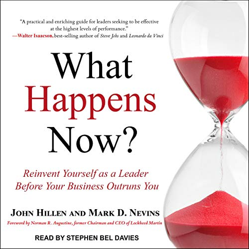 What Happens Now? audiobook cover art
