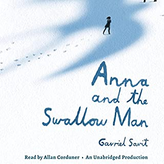 Anna and the Swallow Man cover art