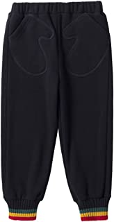 MQGIOEA Boys' Jogger Sweatpant Pants with Pocket