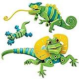 Bloco Jaszczurki i Kameleony - Zestaw konstrukcyjny