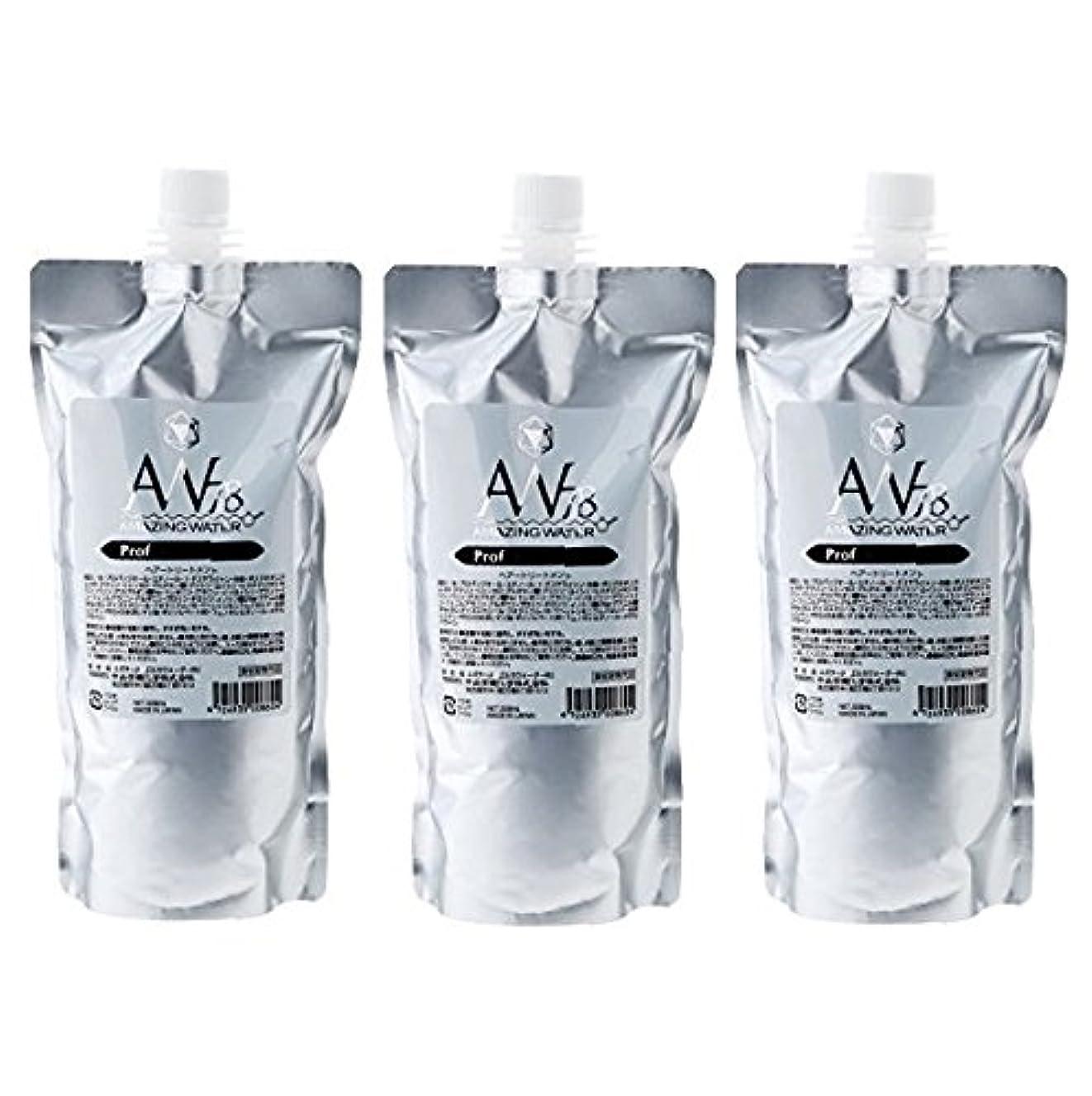チューインガム残り期待して中央有機化学 AW78 アメイジングウォーター プロフェッショナル 500ml レフィル 3個セット