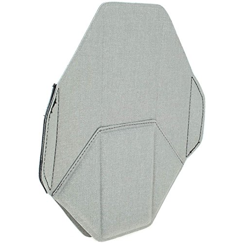 Peak Design FlexFold Divider v1.2 Klett-Inneneinteiler für Everyday Messenger Bag 15/13 Charcoal (hellgrau)