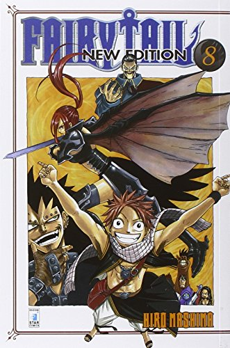 Fairy Tail. New edition (Vol. 8)
