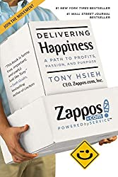 Delivering Happiness books about blogging
