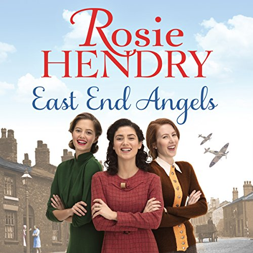 Couverture de East End Angels
