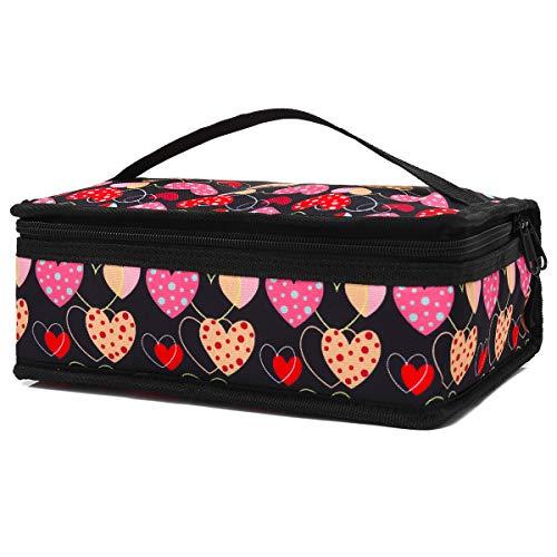FlowFly Kleine Lunchbox, isoliert, weich, Mini-Kühltasche, für Kinder, Mädchen, Jungen, Damen, Herren