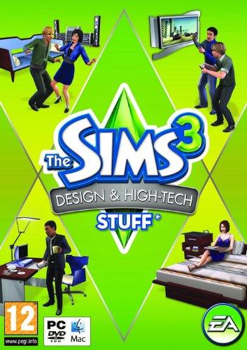The Sims 3: Design and Hi-Tech Stuff [UK Import]