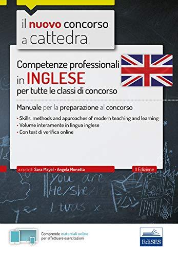 Competenze professionali in inglese tutte le classi di concorso [Lingua inglese]