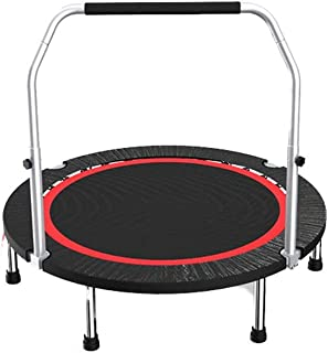 Trampoline Portable Trampoline, Spring Safety And Quiet Structure, Children's Adult Home Aerobic Exercise Diet/Exercise In...