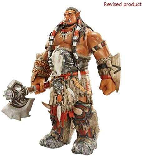 LWH-MOU Warcraft Limited Edition Durotan Deluxe Action Abbildung 18