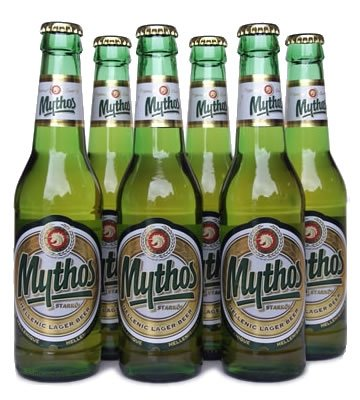 Mythos Bier, 6er Pack (6 x 330-ml)