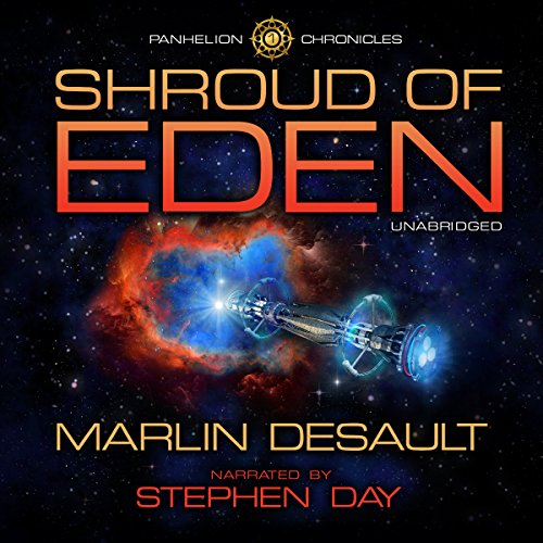 Shroud of Eden: Panhelion Chronicles, Book 1