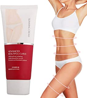 Creme modelage corporel  Creme modelage nourrissante douce Perte graisse raffermissante naturelle pour taille des jambes 60g