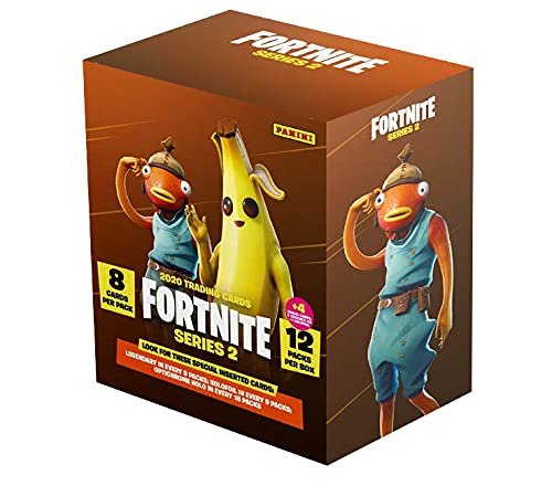 Fortnite Series 2 Trading Cards - Mega Blasterbox