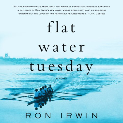 Flat Water Tuesday audiobook cover art