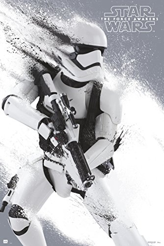 Grupo Erik Editores - Poster: Star Wars Stormtrooper