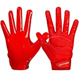 Cutters Receiver Football Gloves - Rev Pro Football Gloves - Boost Performance with The Best Grip Gloves and Stitching - Youth & Adult Sizes - 1 Pair