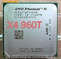 Phenom II X4 960T 3.0Ghz L3=6MB can work Quad-Core Processor Socket AM3