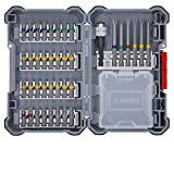 Bosch Professional Set di Punte da 40 Pezzi, Sistema Pick and Click