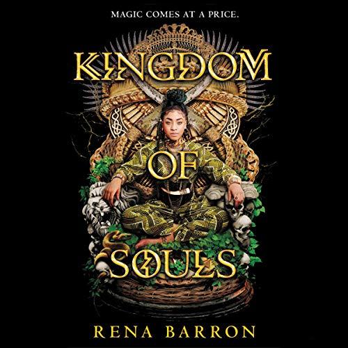 Page de couverture de Kingdom of Souls
