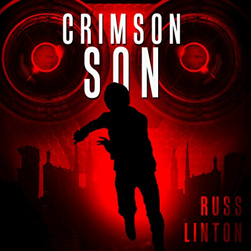 Crimson Son audiobook cover art
