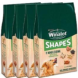 Winalot Shapes Biscuits Adult Dog Treats 4 x 1.8Kg