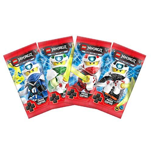 Blue Ocean Caja 25 Sobres Lego Ninjago Trading Card Game