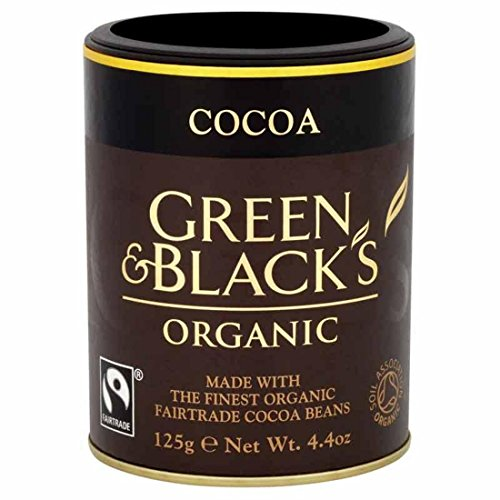 Green & Blacks | Cocoa Powder - organic | 4 x 125g