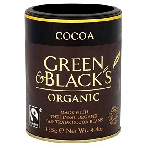 Green & Blacks | Cocoa Powder - organic | 3 x 125g