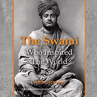 The Swami Who Inspired the World audiobook cover art