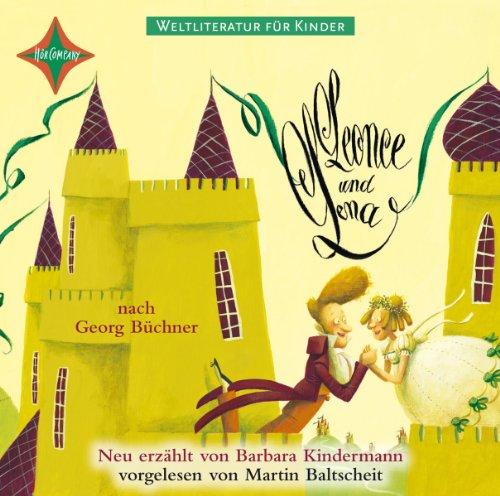 Leonce und Lena (Weltliteratur für Kinder) Titelbild