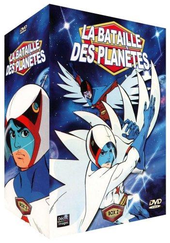 La Bataille des Planêtes - Coffret 5 DVD - Partie 2 - 30 épisodes VF