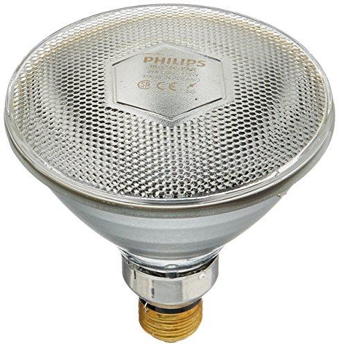 Philips Heat Lamp Clear PAR38 Light Bulb: 175-Watt, MED SKT...